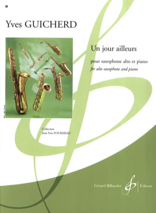 Yves Guicherd - A Day Elsewhere - Sheet Music - di-arezzo.com