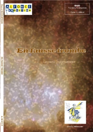 Pascal Ducourtioux - En Fausse Trombe - Partition - di-arezzo.fr