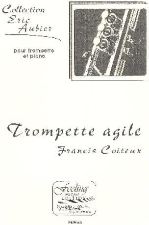 Trompette Agile Francis Coiteux Partition Trompette - laflutedepan