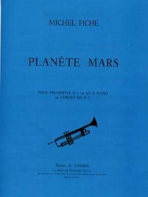 Michel Fiche - Planète Mars - Partition - di-arezzo.fr