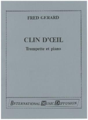 Clin D' Oeil Gerard Fred / Vilain J.C. Partition laflutedepan