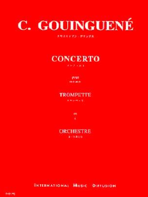Concerto - Christian Gouinguené - Partition - laflutedepan.com