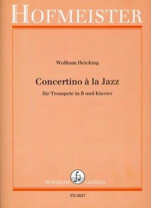 Concertino A la Jazz - Wolfgang Heicking - laflutedepan.com