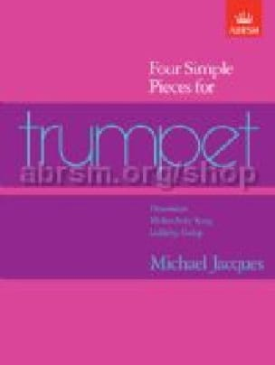 Michael Jacques - Simple Oven Pieces For Trumpet - Sheet Music - di-arezzo.com