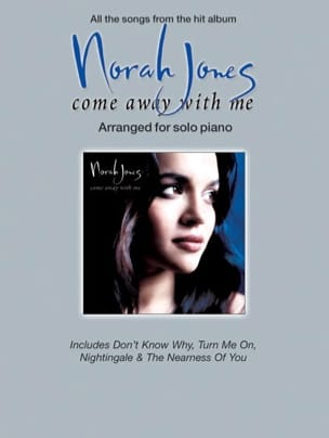Norah Jones - Venga conmigo - Partition - di-arezzo.es