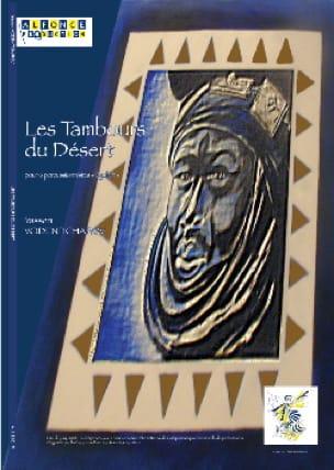 Yassen Vodenitcharov - Les Tambours du Désert - Partition - di-arezzo.fr