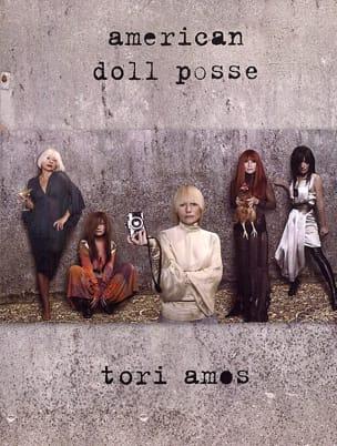 American Doll Posse - Tori Amos - Partition - laflutedepan.com