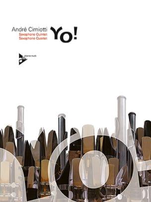 André Cimiotti - Yo! - Partitura - di-arezzo.es