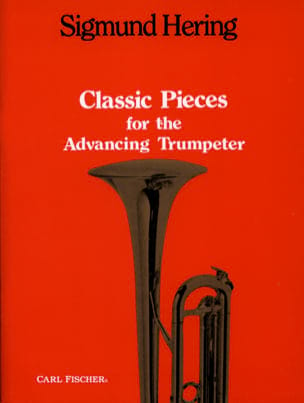 Classic Pieces For The Advancing Trumpeter - laflutedepan.com