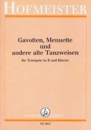 Gavotten, Menuette Und Andere Alte Tanzweisen - laflutedepan.com