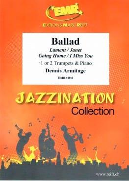 Jazzination Ballad Volume 6 - Partition - di-arezzo.fr