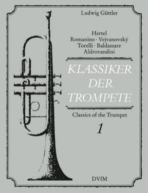 Classics Of The Trumpet Volume 1 - Partition - laflutedepan.com
