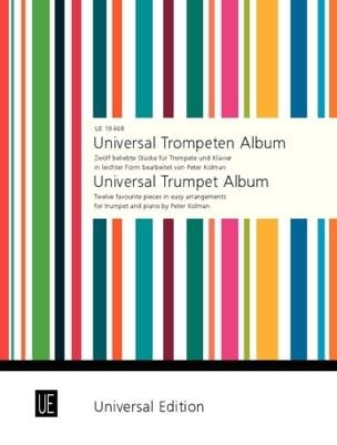 - Universal Trumpet Album - Sheet Music - di-arezzo.com
