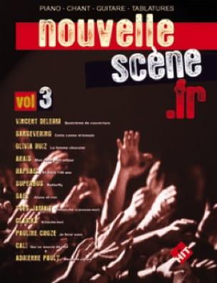 - Nouvelle Scène.fr Volume 3 - Partition - di-arezzo.fr