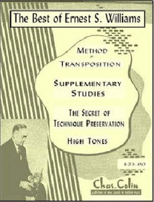 Ernest S. Williams - Method For Transposition - Sheet Music - di-arezzo.com