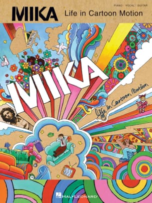 Life In Cartoon Motion - Mika - Partition - laflutedepan.com