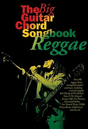 - The big guitar chord songbook reggae - Sheet Music - di-arezzo.com