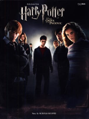 Nicholas Hooper - Harry Potter and the order of the Phoenix - Sheet Music - di-arezzo.com
