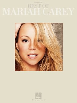 Mariah Carey - Best Of Mariah Carey - Easy Piano - Sheet Music - di-arezzo.co.uk