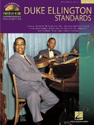 Duke Ellington - Volume 38 Play-Along Piano - Duke Ellington Standards - Sheet Music - di-arezzo.com