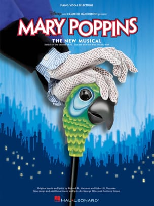 Richard M. & Robert B. Sherman - Mary Poppins - El nuevo musical - Partitura - di-arezzo.es