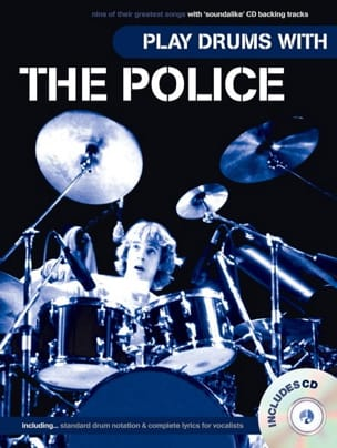 The Police - Play Drums With The Police - Partition - di-arezzo.fr
