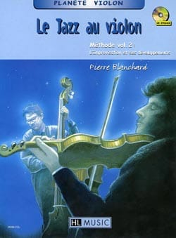Pierre Blanchard - Jazz on violin volume 2 - Sheet Music - di-arezzo.com