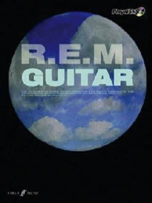 Authentic Playalong R.E.M. R.E.M. Partition Pop / Rock - laflutedepan