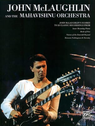 John Mclaughlin - John Mclaughlin And The Mahavishnu Orchestra - Sheet Music - di-arezzo.co.uk