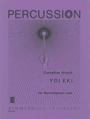 Cornelius Hirsch - Yoi Eki - Partitura - di-arezzo.es