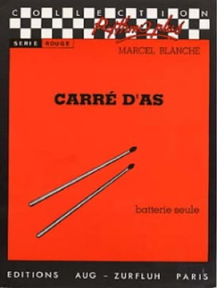 Marcel Blanche - Carré D' As - Partition - di-arezzo.fr