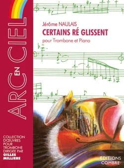 Jérôme Naulais - Certains Ré Glissent - Partition - di-arezzo.fr