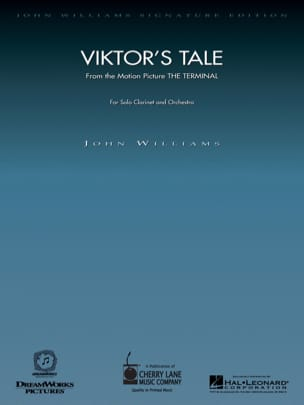 Viktor's Tale John Williams Partition Clarinette - laflutedepan