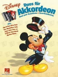 Disney Duos For Accordions - Sheet Music - di-arezzo.co.uk