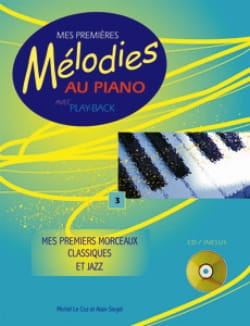 Mes Premières Mélodies au Piano - My first melodies on piano volume 3 - Partition - di-arezzo.com