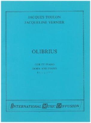Olibrius - Toulon Jacques / Vernier Jacqueline - laflutedepan.com