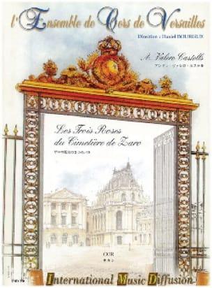 Castells Andès Valero - The Three Roses of Zaro Cemetery - Sheet Music - di-arezzo.com