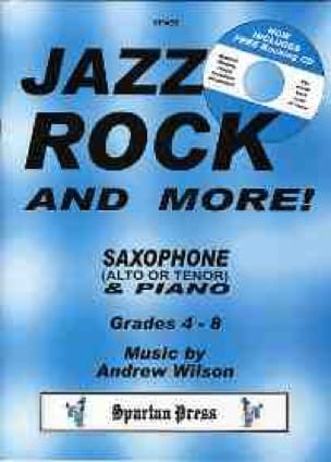 Jazz Rock And More! - Andrew Wilson - Partition - laflutedepan.com