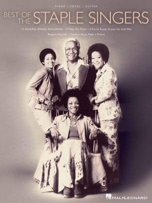 Best Of The Staple Singers - Singers Staple - laflutedepan.com