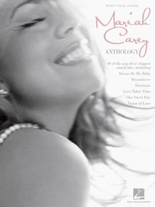 Mariah Carey - Mariah Carey Anthology - Partition - di-arezzo.fr