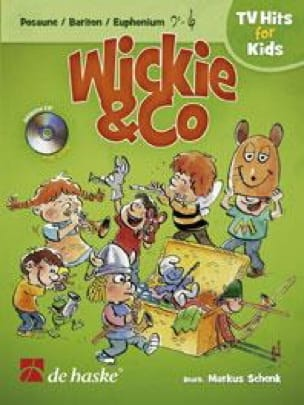 - Wickie & Co - TV Hits For Kids - Partition - di-arezzo.fr
