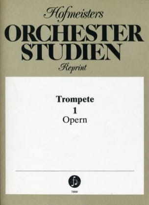 - Orchesterstudien Band 1 - Opern - Sheet Music - di-arezzo.co.uk