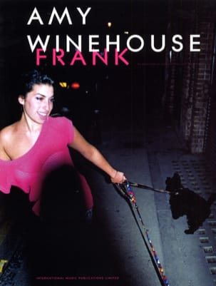 Frank Amy Winehouse Partition Pop / Rock - laflutedepan