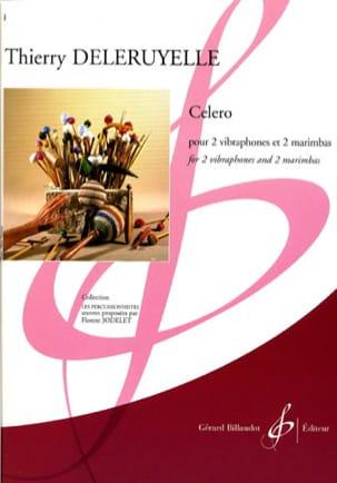 Celero - Thierry Deleruyelle - Partition - laflutedepan.com
