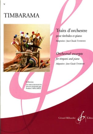 Timbarama - Sheet Music - di-arezzo.co.uk