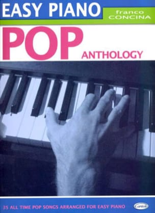 - Easy Piano Pop Anthology - Partition - di-arezzo.fr