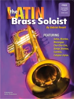 Gabriel Rosati - The Latin Brass Soloist - Sheet Music - di-arezzo.com