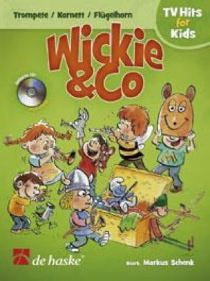 - Wickie - Co - TV Hits For Kids - Sheet Music - di-arezzo.co.uk