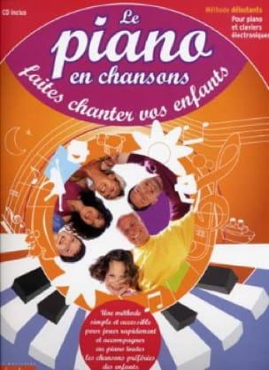 Le Piano En Chansons - Stéphane Udovitch - laflutedepan.com