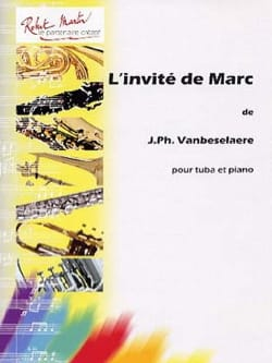 Jean-Philippe Vanbeselaere - Marc's Guest - Sheet Music - di-arezzo.co.uk